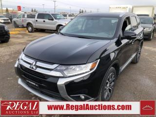 Used 2018 Mitsubishi Outlander ES Touring 4D Utility AWD 2.4L for sale in Calgary, AB