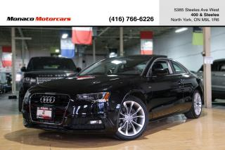 Used 2017 Audi A5 2.0T - S-LINE|LEATHER|SUNROOF|NAVIGATION for sale in North York, ON