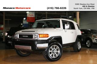 Used 2012 Toyota FJ Cruiser 4WD Auto for sale in North York, ON