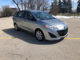 Used 2013 Mazda MAZDA5 GS 7 Seater! New Brakes! for sale in Winnipeg, MB