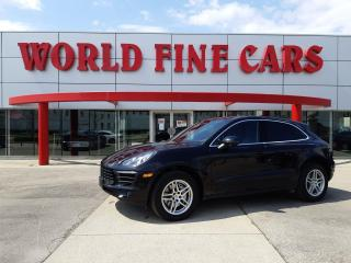 Used 2018 Porsche Macan S | Ontario Local | 340 HP! for sale in Etobicoke, ON