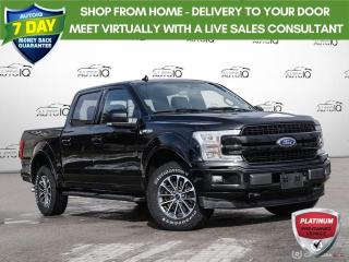 Used 2018 Ford F-150 Lariat | ONE OWNER | NO ACCIDENTS | POWER MEMORY SEAT | LEATHER | for sale in Barrie, ON