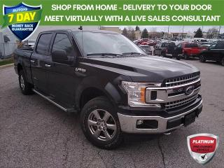 Used 2020 Ford F-150 XLT | ONE OWNER | NO ACCIDENTS | EXTERIOR PARKING CAMERA | for sale in Barrie, ON