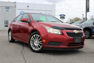 Used 2012 Chevrolet Cruze Eco for sale in Hamilton, ON