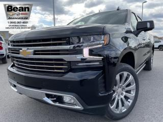 New 2021 Chevrolet Silverado 1500 High Country 5.3L V8 4X4 CREW CAB SHORT BOX HIGH COUNTRY SAFETY PACKAGE for sale in Carleton Place, ON