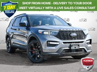 Used 2021 Ford Explorer ST for sale in Oakville, ON