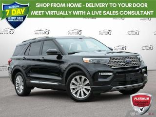 Used 2020 Ford Explorer LIMITED for sale in Oakville, ON