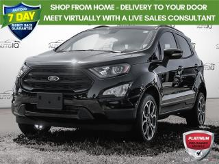 Used 2020 Ford EcoSport SES Ses for sale in Oakville, ON