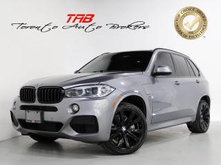 Used 2016 BMW X5 xDrive40e I M-SPORT I ELECTRIC I HUD I PANO I NAV for sale in Vaughan, ON