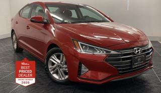 Used 2019 Hyundai Elantra PREFERRED *CARPLAY - REAR CAMERA - HEATED SEATS* for sale in Winnipeg, MB