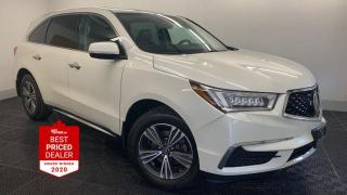 Used 2017 Acura MDX SH-AWD *ADAPTIVE CRUISE - REAR CAMERA - SUNROOF* for sale in Winnipeg, MB