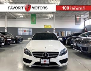 Used 2017 Mercedes-Benz C-Class C300|4MATIC|NAV|AMG PACKAGE|DUAL SUNROOF|LEATHER|+ for sale in North York, ON