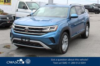 Used 2021 Volkswagen Atlas 3.6 FSI Highline 4MOTION | New! for sale in Whitby, ON