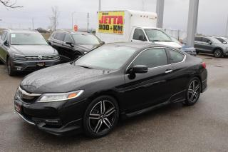 Used 2017 Honda Accord Coupe 3.5L V6 Touring for sale in Whitby, ON