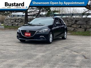 Used 2016 Mazda MAZDA3 4dr HB Sport Auto GS | Heated Seats | Hatch for sale in Waterloo, ON