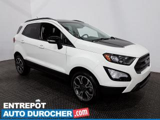 Used 2019 Ford EcoSport SES - AWD - Apple/Android - Navigation - for sale in Laval, QC