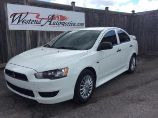Used 2013 Mitsubishi Lancer DE for sale in Stittsville, ON