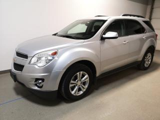 Used 2012 Chevrolet Equinox Camera|Rmt Start|Local|Htd Seats|AWD|N.Tires|Clean for sale in Brandon, MB