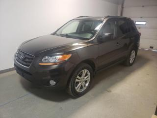 Used 2011 Hyundai Santa Fe GL Sport|4WD|Loaded|Htd Seats|Local|LowKMS for sale in Brandon, MB