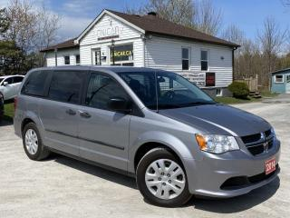 Used 2014 Dodge Grand Caravan LOW KMS No-Accidents A/C Cruise Canada Value Package for sale in Sutton, ON