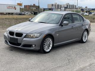 Used 2011 BMW 3 Series 4dr Sdn 328i xDrive AWD LEATHER /1YEAR WARRANTY for sale in Brampton, ON
