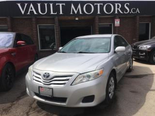 Used 2010 Toyota Camry 4DR SDN I4 for sale in Brampton, ON
