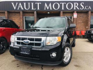 Used 2012 Ford Escape 4WD 4dr XLT for sale in Brampton, ON