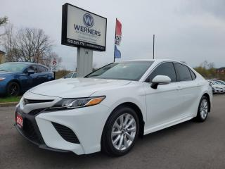 Used 2018 Toyota Camry SE for sale in Cambridge, ON