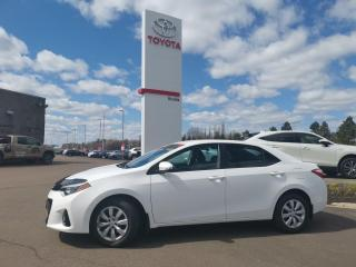Used 2015 Toyota Corolla S for sale in Moncton, NB