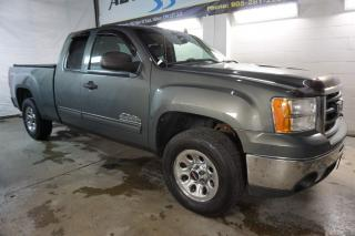 Used 2011 GMC Sierra 1500 SL 4x4 NEVADA CERTIFIED 2YR WARRANTY *1 OWNER*FREE ACCIDENT*2nd SET WINTER* BED LINER&COVER for sale in Milton, ON