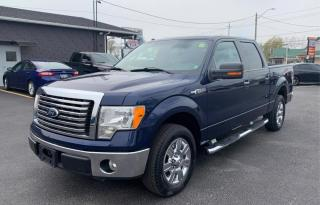 Used 2010 Ford F-150 Lariat SuperCrew 5.5-ft. Bed 2WD for sale in Windsor, ON