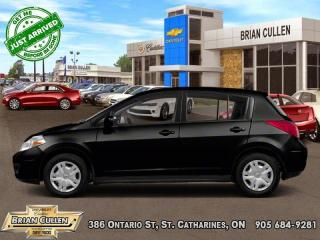Used 2011 Nissan Versa 1.8 S for sale in St Catharines, ON