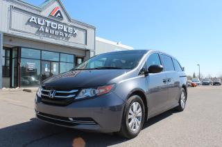Used 2016 Honda Odyssey SE for sale in Calgary, AB