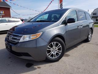 Used 2013 Honda Odyssey EX No accidents. for sale in Dunnville, ON