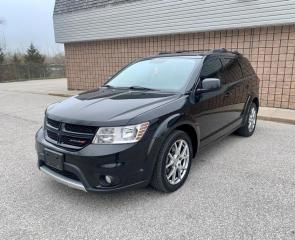Used 2013 Dodge Journey R/T | AWD | 7-PASS | NAVI | ALPINE SOUND | for sale in Barrie, ON