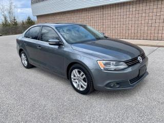 Used 2013 Volkswagen Jetta TDI | LEATHER | SUNROOF | for sale in Barrie, ON