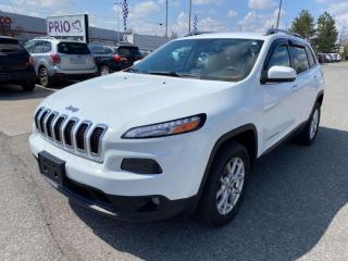 Used 2015 Jeep Cherokee North 4WD for sale in Ottawa, ON