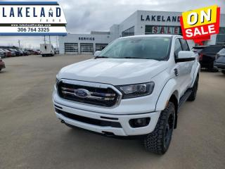 Used 2019 Ford Ranger Lariat  - Leather Seats -  Heated Seats - $310 B/W for sale in Prince Albert, SK