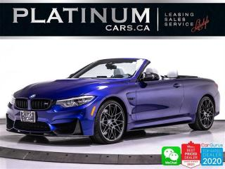 Used 2020 BMW M4 444HP, ULTIMATE PKG, COMPETITION PKG, CONVERTIBLE for sale in Toronto, ON
