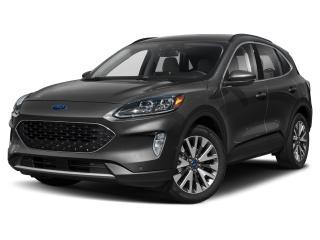 New 2021 Ford Escape Titanium Hybrid for sale in Pembroke, ON