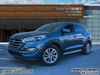 Used 2017 Hyundai Tucson SE / TOIT PANO + CUIR + CAMERA for sale in Saint-Jean-sur-Richelieu, QC