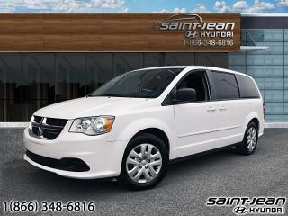 Used 2016 Dodge Grand Caravan SXT / Stow N' Go + A/C for sale in Saint-Jean-sur-Richelieu, QC