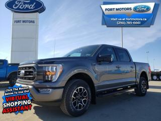 New 2021 Ford F-150 XLT  - Sync 4 - $425 B/W for sale in Fort St John, BC