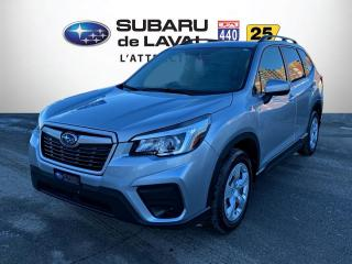 Used 2019 Subaru Forester 2.5i *Caméra recul, sièges chauffants* for sale in Laval, QC