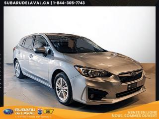 Used 2018 Subaru Impreza for sale in Laval, QC
