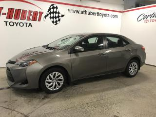 Used 2017 Toyota Corolla CVT LE, CAMÉRA DE RECUL for sale in St-Hubert, QC