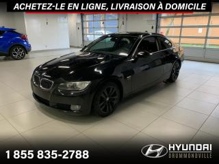 Used 2009 BMW 328 X-DRIVE + GARANTIE + TOIT + CUIR + WOW ! for sale in Drummondville, QC