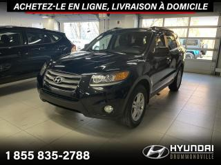 Used 2012 Hyundai Santa Fe GL + V6 + GARANTIE + A/C + MAGS + WOW !! for sale in Drummondville, QC