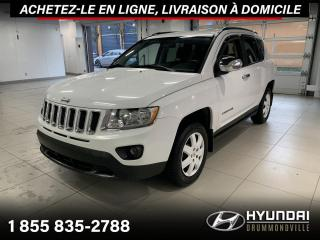 Used 2013 Jeep Compass NORTH 4X4 + GARANTIE + A/C + CRUISE + WO for sale in Drummondville, QC