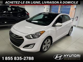 Used 2015 Hyundai Elantra GT SE TECH + GARANTIE + NAVI + TOIT PANO + for sale in Drummondville, QC